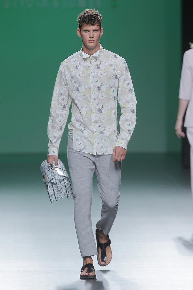 Madrid Fashion Week SS 2013: DEVOTA & LOMBA . Изображение № 3.