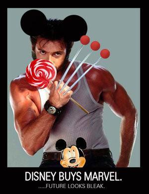 Walt Disney купила Marvel, мысли. Изображение № 3.