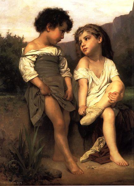 Французский живописец Адольф Вильям Бугро. Изображение № 23.