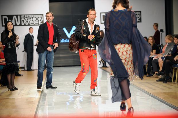 Показ Vladislav Aksenov в рамках DnN St.Petesburg Fashion Week. Изображение № 1.