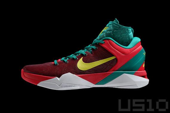 Nike Zoom Kobe VII YOTD. Изображение № 7.