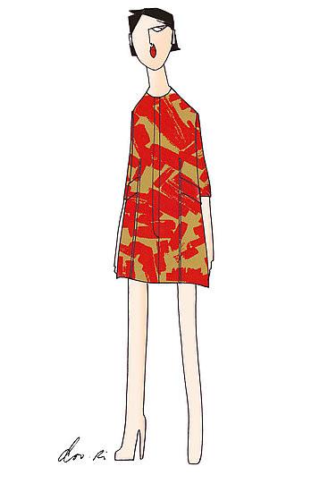 Модный дайджест: Джеймс Франко для Gucci, сари Hermes, сингл Burberry. Изображение № 12.