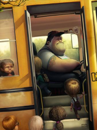 Создать папку: 5 успешных российских иллюстраторов рассказывают о портфолио. Изображение №43.