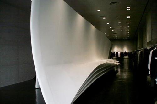 Изображение 34. 20 Великолепных дизайнерских концепций бутиков.. Изображение № 41.