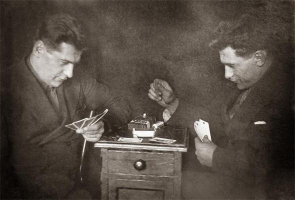 Домашние фото-эксперименты вдовоенном СССР. Изображение № 4.