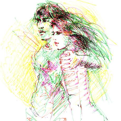 Иллюстрации Antoinette-Fleur. Изображение № 15.