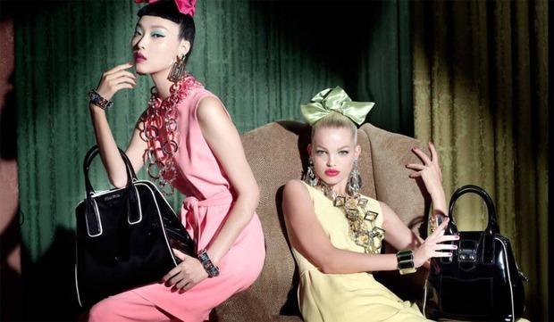 Вышли новые кампании Gucci, I am, Marella, Miu Miu, SLP и Versus. Изображение № 24.