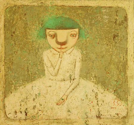 Наивная живопись Светланы Румак. Изображение № 32.