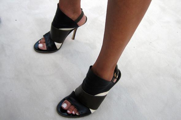Обувь на неделе моды в Лондоне. Изображение № 4.