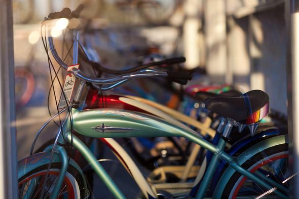 Electra Bike Hub. Изображение № 9.