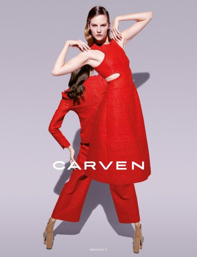 Вышли новые кампании Acne, Dior и Prada. Изображение № 22.