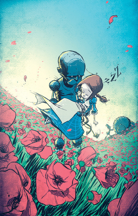 Spectacular Skottie Young. Изображение № 22.