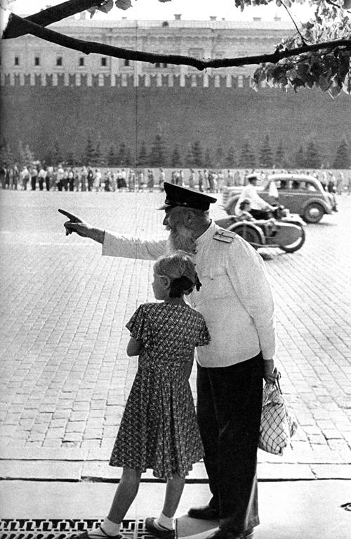 Советская Москва глазами Анри Картье-Брессона. Изображение № 11.