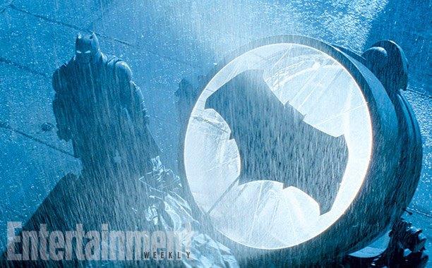 Появились новые фото из «Бэтмена против Супермена» . Изображение № 4.