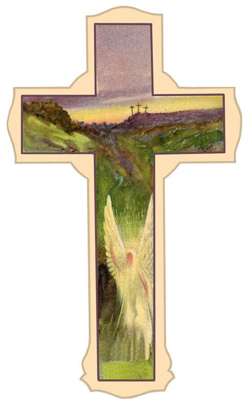 Только потому что крест-часть вторая. Изображение № 97.