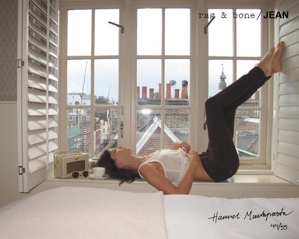 Кампания: Ханнели Мустапарта для Rag & Bone. Изображение № 18.