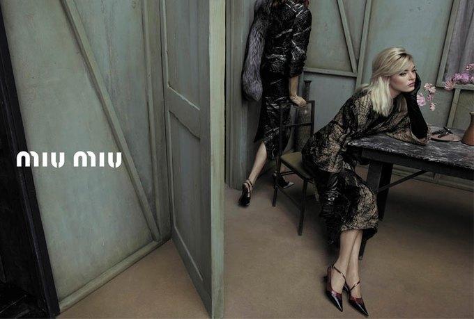 Max Mara, Prada и другие марки выпустили новые кампании. Изображение № 44.