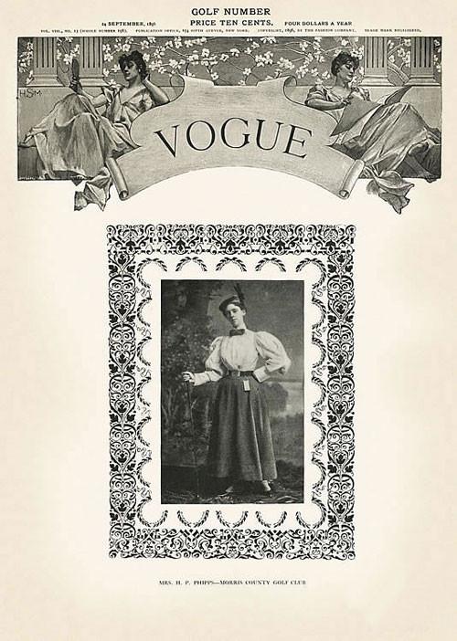 Калейдоскоп обложек Vogue. Изображение № 2.