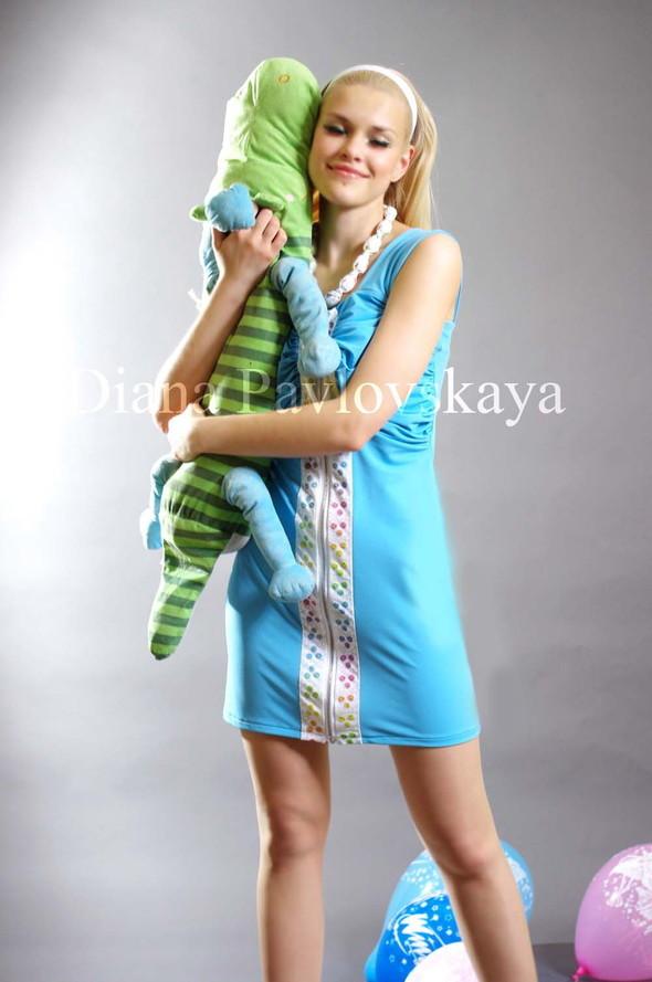 Новая коллекция сезона весна-лето Diana Pavlovskaya. Изображение № 5.