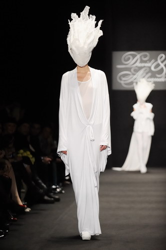 Mercedes Benz Fashion week. Изображение № 4.
