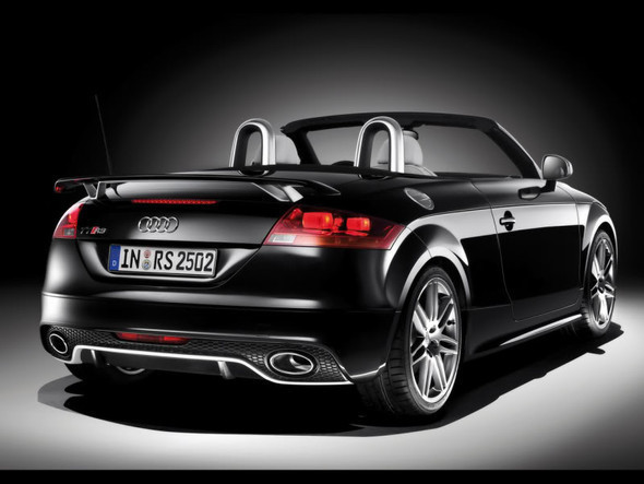 Audi TTRS Roadster. Изображение № 3.