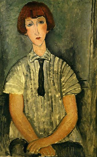 Amedeo Modigliani. Изображение № 8.