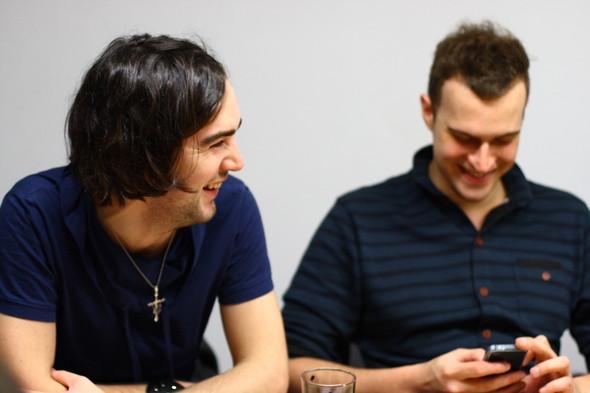 Фоторепортаж с музыкальной конференции ThankYou.ru. Изображение № 10.