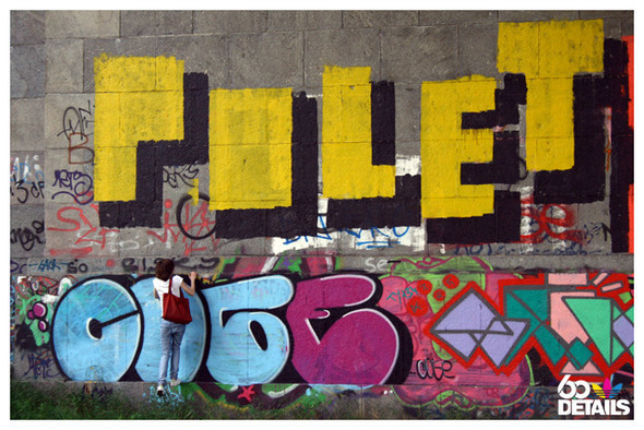 2D sculpture artist: Polet (process & lifestyle). Изображение № 2.