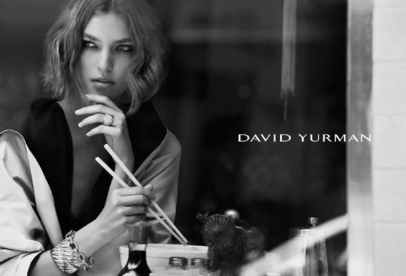 Кампания: David Yurman FW 2011. Изображение № 10.