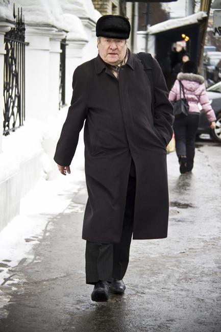 Изображение 9. Moscow street look.. Изображение № 9.