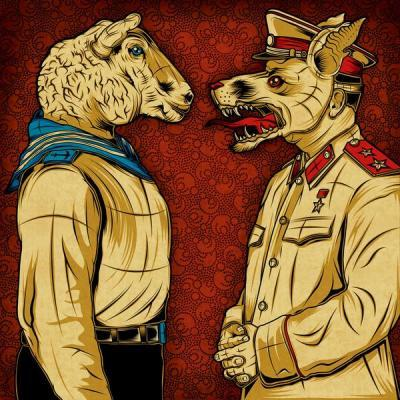 Pale Horse послания изСанкт-Петербурга. Изображение № 4.