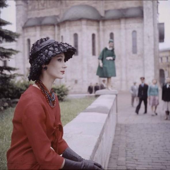 1959 г. Christian Dior в СССР. Изображение № 11.
