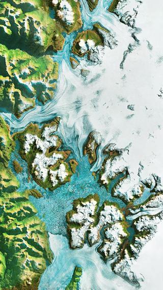 Сайт дня: обои для айфонов из спутниковых карт. Изображение № 26.