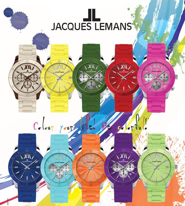 Тренды этого года от Jacques Lemans. Изображение № 1.