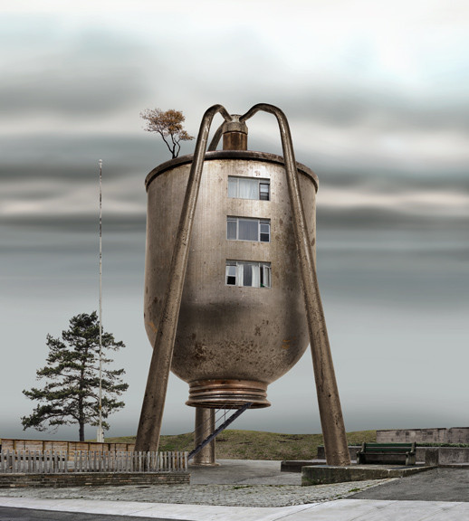 Мечты о другой жизни: Архитектура на грани реальности. Изображение № 10.