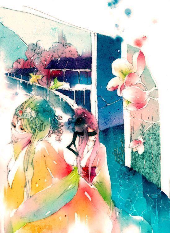Китайская иллюстрация. Изображение № 16.