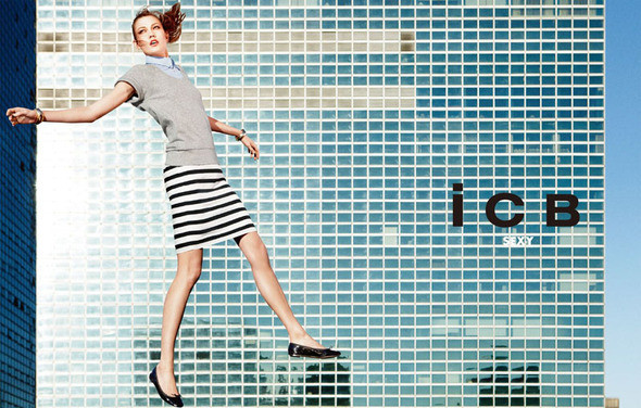 Изображение 7. 2 новые кампании : Burberry & iCB.. Изображение № 7.