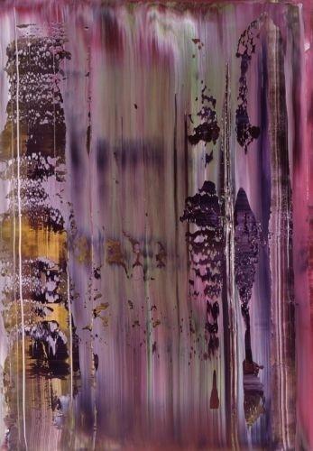 Герхард Рихтер. Абстракция. Изображение № 16.