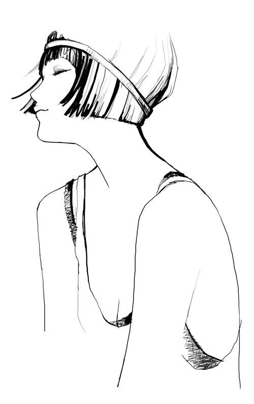 Зарисовки, вкоторых воплощена настоящая женственность. Изображение № 9.