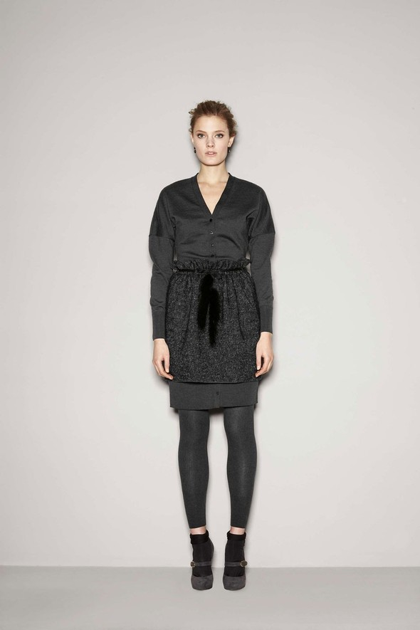 Лукбук: Dolce & Gabbana FW 2011 Women's. Изображение № 30.