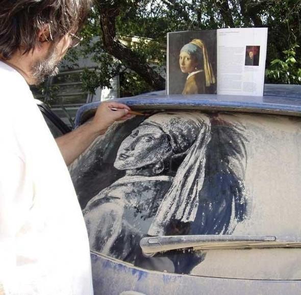 Рисунки напыльных стёклах. Изображение № 25.