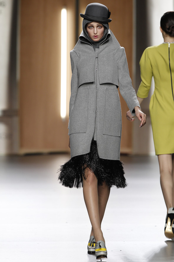Madrid Fashion Week A/W 2012: Ana Locking. Изображение № 19.