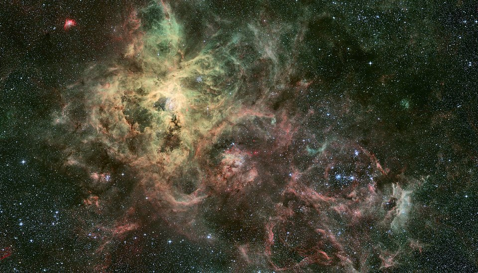 6 альтернатив теории Большого взрыва . Изображение № 5.