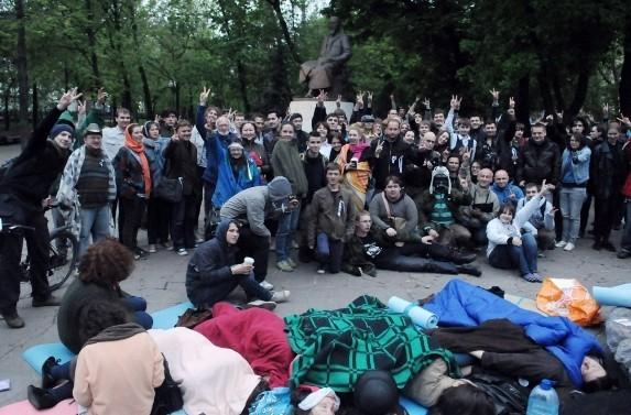 Московский «Вудсток» запоздал на 43 года. Изображение № 33.