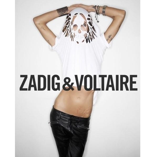Изображение 23. Рекламные кампании: Mango, People Tree, Pinko, Zadig & Voltaire.. Изображение № 23.