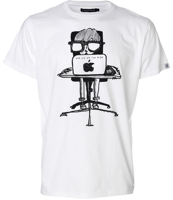 Органик - футболки датских дизайнеров. Изображение № 7.