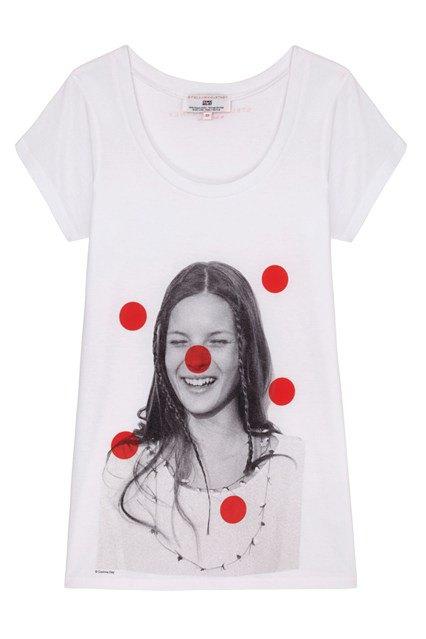 Стелла Маккартни создала футболки ко Дню красного носа. Изображение № 1.