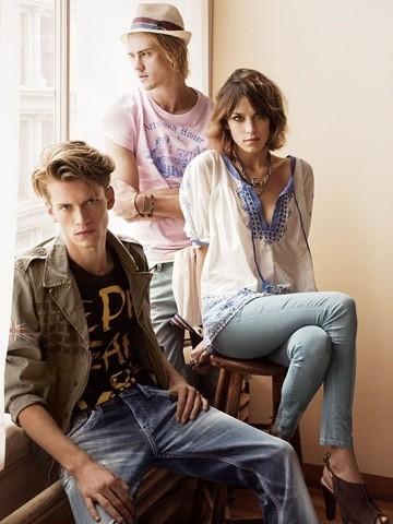 Pepe Jeans весна-лето 2010. Изображение № 9.