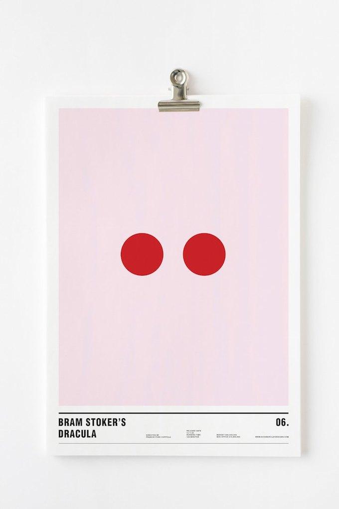 Концепт: постеры к фильмам только из кругов . Изображение № 2.