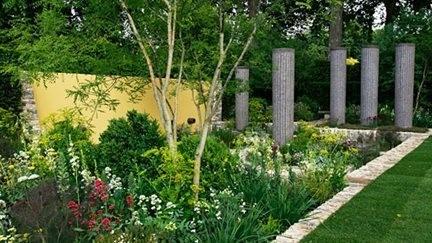The Daily Telegraph Garden современность и традиции органично сосуществуют вместе. Изображение № 2.